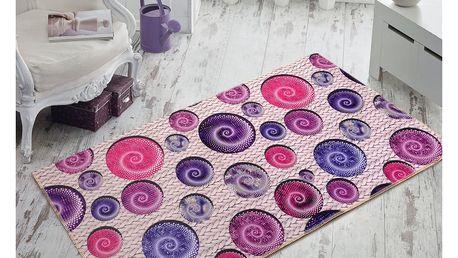 Odolný koberec Vitaus Ela,50x80cm