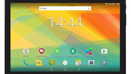 Dotykový tablet Prestigio TAB Grace 3101 LTE (PMT3101_4GH_D) černý Software F-Secure SAFE, 3 zařízení / 6 měsíců v hodnotě 979 Kč