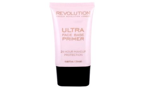 Makeup Revolution London Ultra Face Base Primer 25 ml podklad pod makeup pro ženy