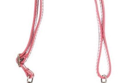 Červená kožená dámská kabelka Medici of Florence Francesca