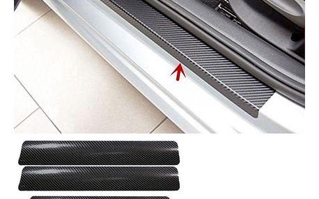 Ochranné nálepky na dveře automobilu - dodání do 2 dnů