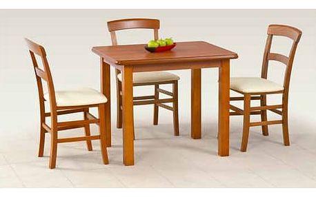 Dřevěný jídelní stůl Dinner 90 olše