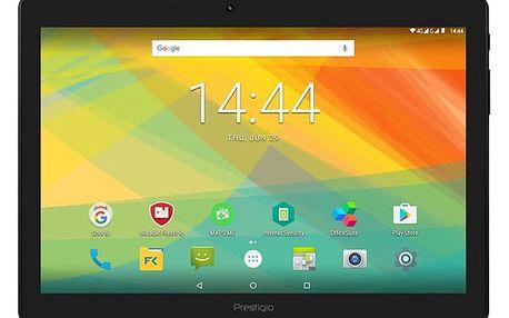 Dotykový tablet Prestigio TAB Grace 3101 LTE (PMT3101_4GH_D) černý Software F-Secure SAFE, 3 zařízení / 6 měsíců v hodnotě 979 Kč + DOPRAVA ZDARMA