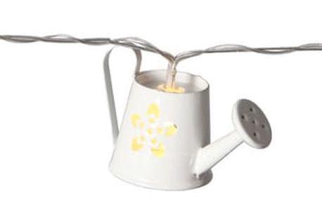 Světelný LED řetěz Best Season Watercan, 8 světýlek