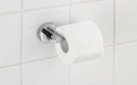 Držák na toaletní papír bez nutnosti vrtání Wenko Vacuum-Loc Capri, až33kg