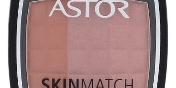 ASTOR Skin Match 8,25 g tvářenka pro ženy 003 Berry Brown