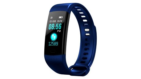 Inteligentní fitness hodinky - různé barvy