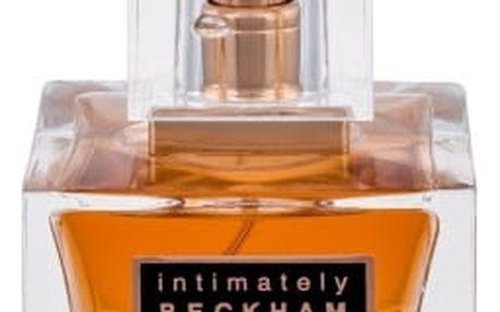 David Beckham Intimately Men 30 ml toaletní voda pro muže