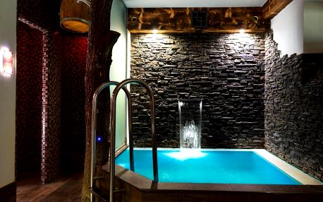 Hotel Styl*** na Vysočině s wellness a polopenzí