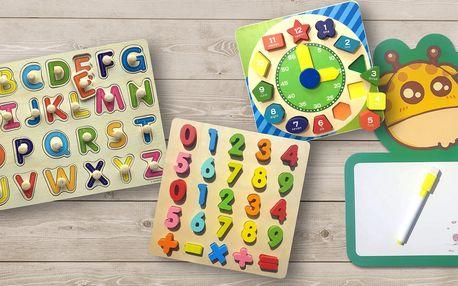 Zpět do školy: násobilka, abeceda i psací tabulky