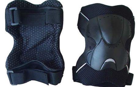 CorbySport 4615 Chrániče kolen nebo loktů velikost XL
