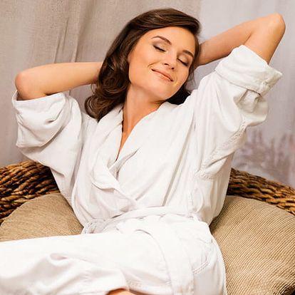 Odpočatá a krásná - Balíček plný relaxu a wellness! 7 wellness procedur v ceně!
