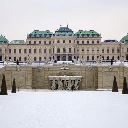 Adventní Vídeň - jednodenní zájezd z Moravy