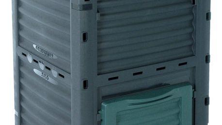 Zahradní kompostér, uzavřený- 300 l Emako