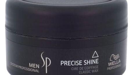 Wella SP Men Precise Shine 75 ml vosk na vlasy pro muže