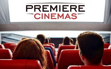 Jde se do kina: lístky do Premiere Cinemas