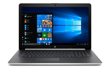 Notebook HP 17-ca0005nc (4CL44EA#BCM) stříbrný Software F-Secure SAFE, 3 zařízení / 6 měsíců + Monitorovací software Pinya Guard - licence na 6 měsíců v hodnotě 1 178 Kč + DOPRAVA ZDARMA
