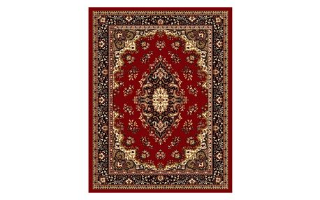 Spoltex Kusový koberec Samira 12001 red