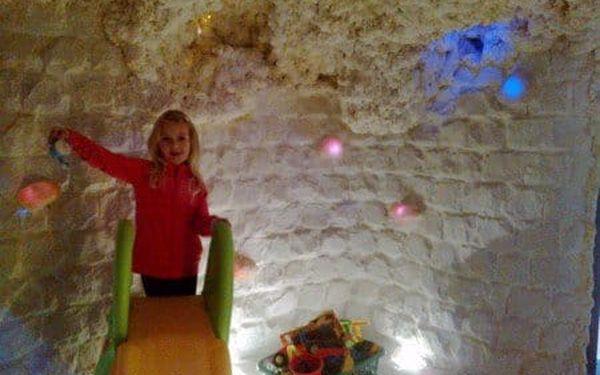Solná jeskyně FN Bory