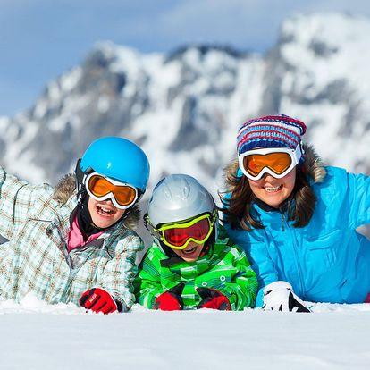 Na lyže do Bavorského lesa: wellness a polopenze