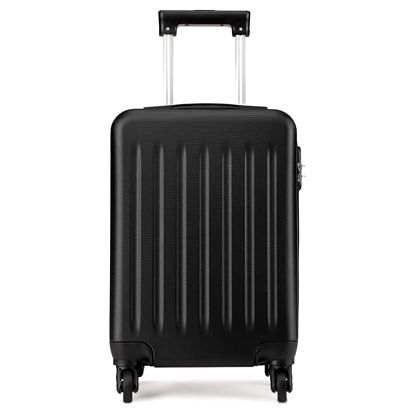 Černý kabinový kufr Romero 1872