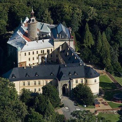 Plzeňsko: Chateau hotel Zbiroh