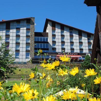 Šumava: Hotel Zadov