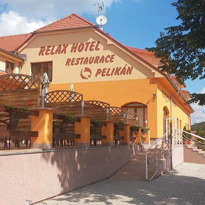 Jižní Čechy: Relax Hotel Pelikán (Purkarec)