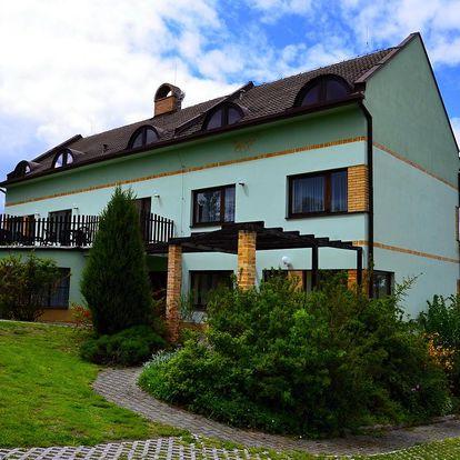 Jižní Morava: Pension Otevřená náruč