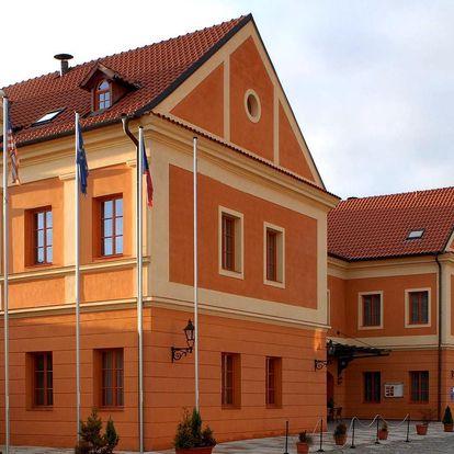 Jižní Čechy: LH Hotel Dvořák Tábor
