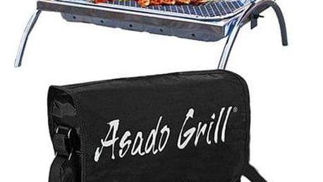 ASADO Grill s motorkem Rotisserie
