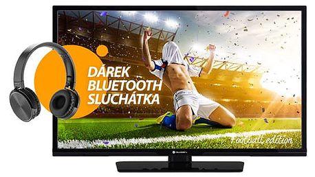 Televize GoGEN TVH 32R15 FE černá