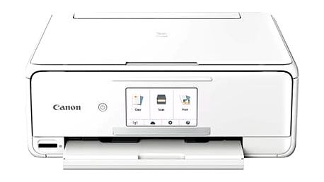 Tiskárna multifunkční Canon PIXMA TS8151 bílý (2230C026)