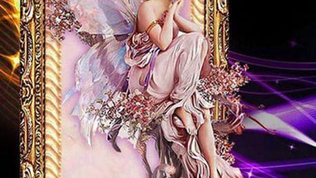 5D obraz s andělem