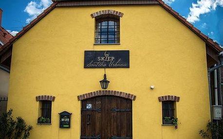 Jižní Morava: Penzion Sklep