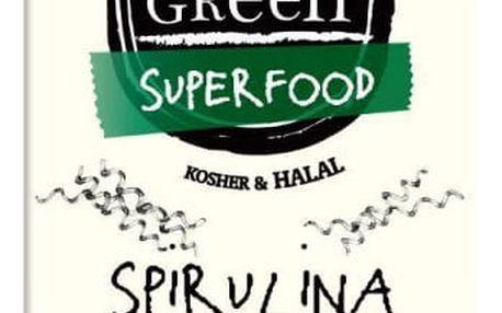 ROYAL GREEN BIO Spirulina 60 tablet - Na únavu a nervy
