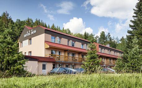 Jizerské hory: Hotel Bon