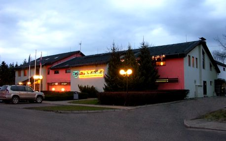 Západní Slovensko: Hotel Dynamic