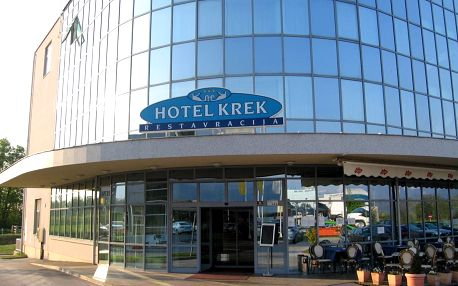 Slovinsko: Hotel Krek