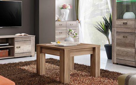 Konferenční stolek QUBE, švestka