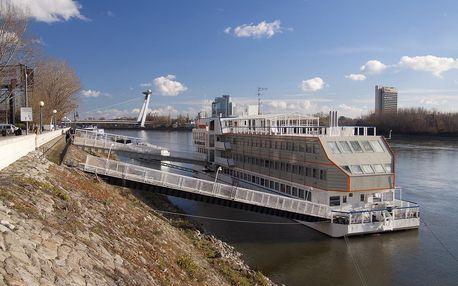 Bratislava a okolí: Botel Pressburg
