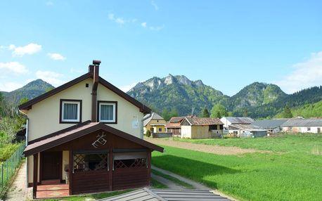 Pieniny - Slovensko: Penzión pod Troma Korunami