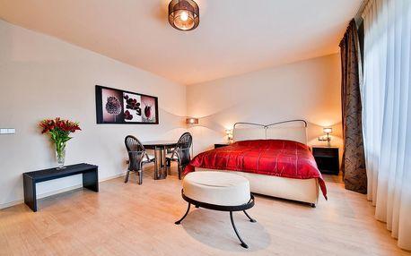 Praha: Hotel Modrá stodola
