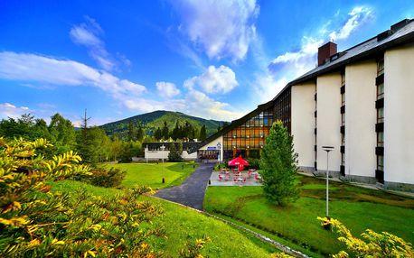Krkonoše: Wellness hotel Svornost