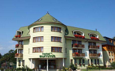 Veľká Fatra: Hotel Summit