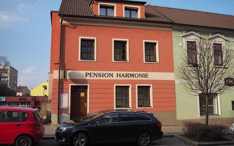 Střední Čechy: Pension Harmonie