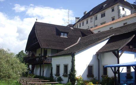 Jižní Čechy: Penzion U Tkadlen