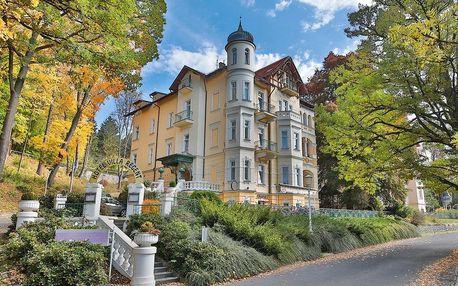 Západočeské lázně: Hotel Villa Regent