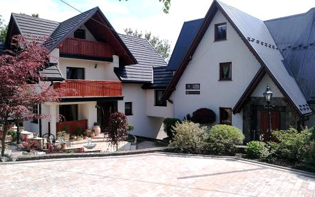 Pieniny - Polsko: Willa Przekop