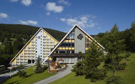 Krkonoše: Clarion Hotel Špindlerův Mlýn